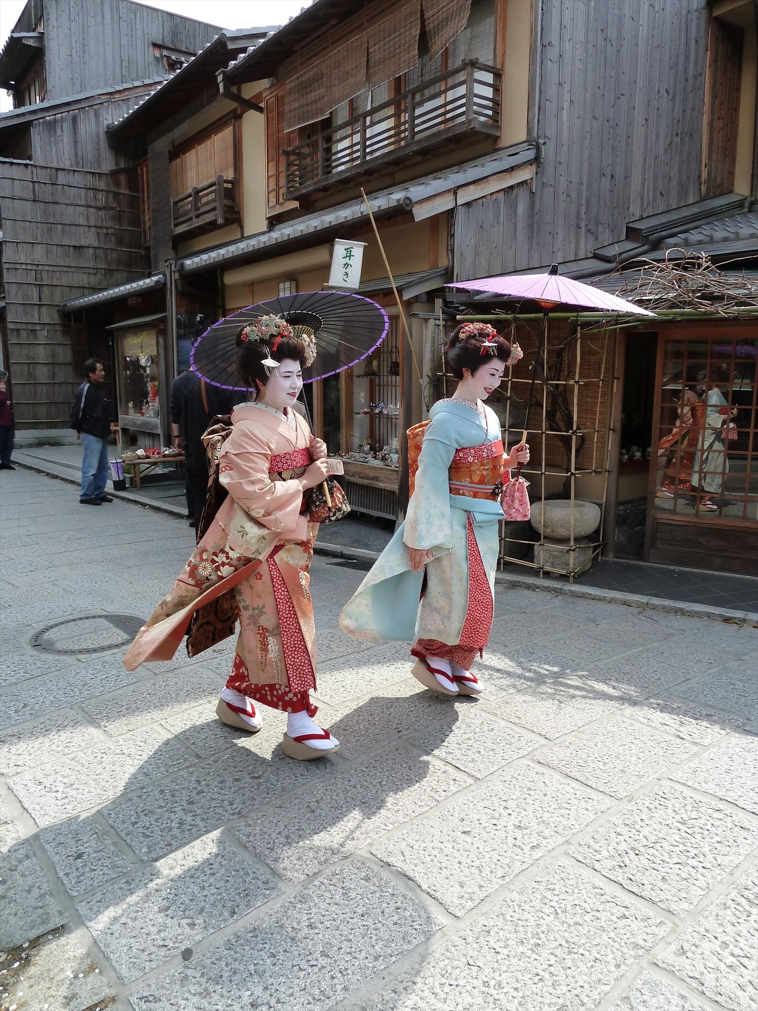 The Geisha of Japan  Tokyo  Kyoto Photolog by Jim Caldwell
