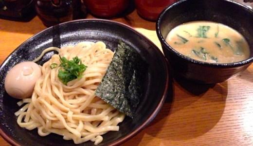 【渋谷】「大漁まこと」で濃厚雲丹まみれつけ麺を食す