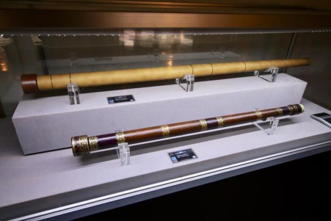 ガリレオの望遠鏡 精密復元