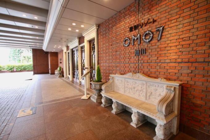 星野リゾート OMO7 旭川
