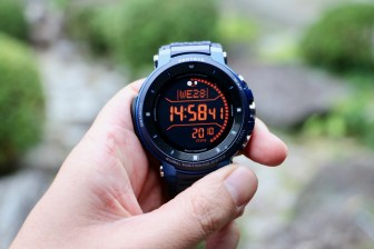 PRO TREK Smart WSD-F30