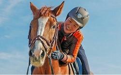 明石乗馬協会 4日で乗馬資格取得コース