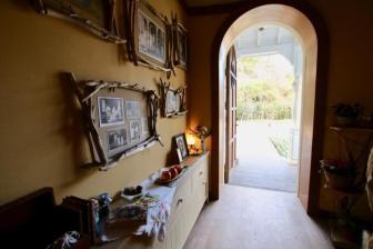 ムーミン屋敷玄関