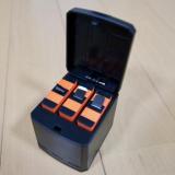 Vemico gopro バッテリー ゴープロ 充電器 Hero 7