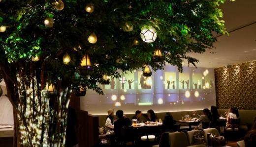 京王プラザホテル「キャンドルビアナイト collaborated with NAKED」が開催!プロジェクションマッピングで彩る非日常ディナーを体験してきた