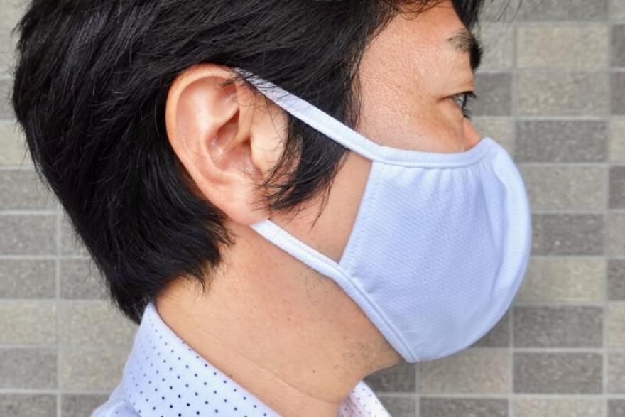 エアリズムマスク耳の掛け心地は快適