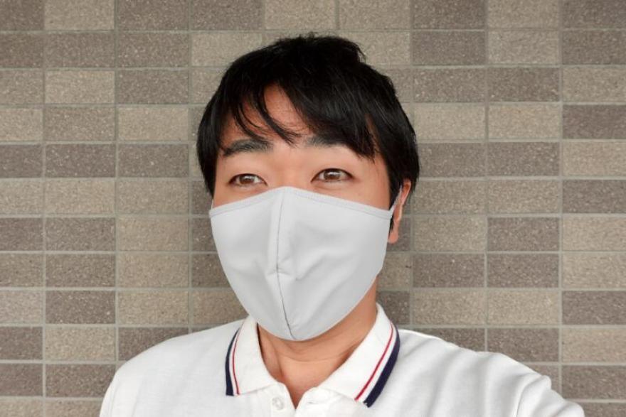 改良版エアリズムマスクを実際に付けてみた感想は「呼吸しやすくて快適!息を大きく吸っても息苦しくない!」