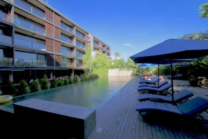 ウォーターマーク ホテル&スパ バリ ジンバラン プール
