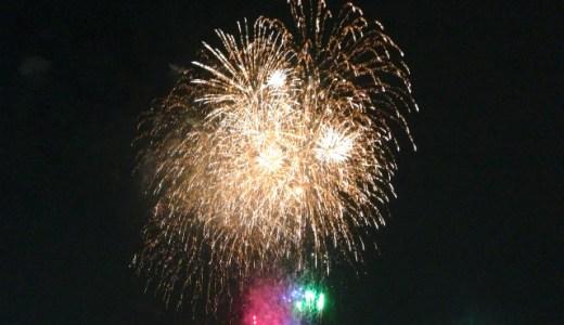 東京競馬場花火大会2013 大迫力の現場をレポート!