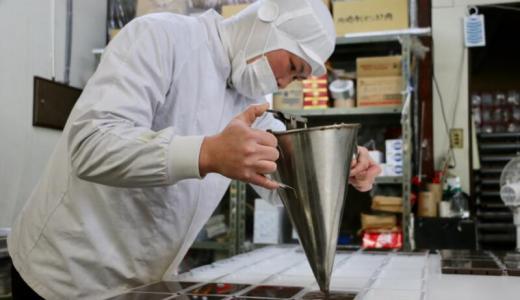 【福井県・久保田の水羊かん】ひとつひとつ手作業で作る水ようかん工場を見学してきた!