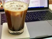 アイスコーヒー ブレンド