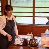 紅茶の美味しい淹れ方をさくらさんが教えてくれる
