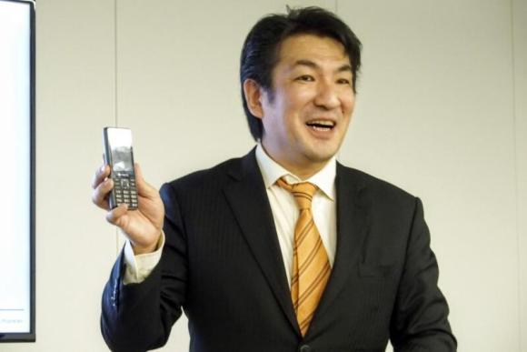 FREETELの増田社長