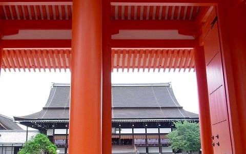 【京都御所の通年公開が決定】申し込み不要で見学できるよ!