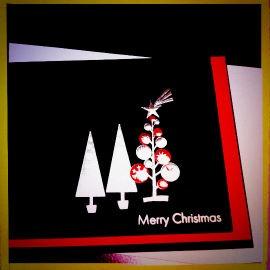 クリスマスカードを購入