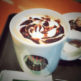 久しぶりのTully's Coffee(タリーズ)