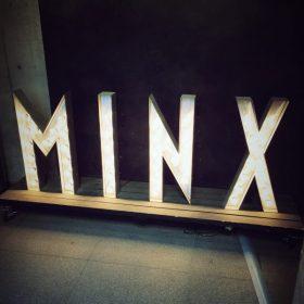 表参道 青山 の MINX (ミンクス )へ