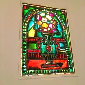 今年もパナソニック 汐留ミュージアムのルオー展へ