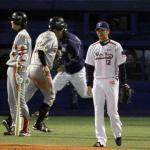 10/30/11 – CL Climax Series First Stage – Tokyo vs Yomiuri (Game 2)