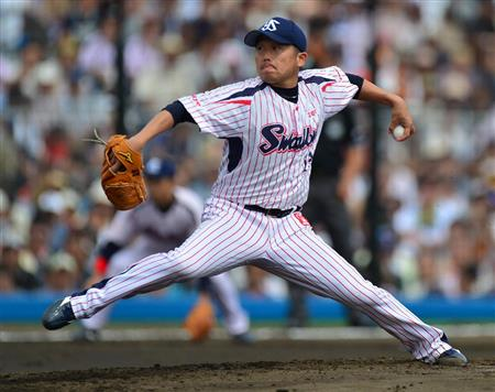Ishikawa lasted six innings in his return to active duty.