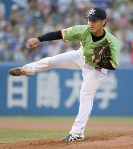 It's not Ogawa's fault. It's those silly green uniforms that fouled things up.