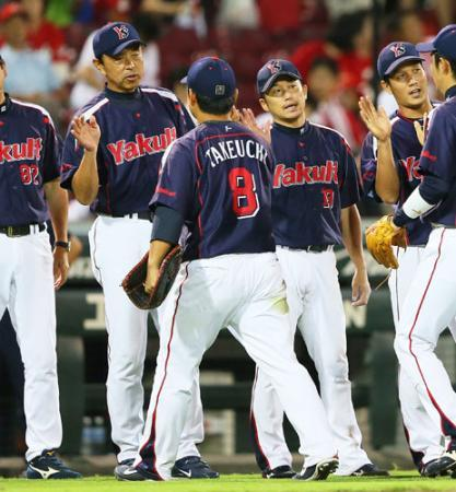 Ishikawa got his tenth win. The first time in three seasons he's reached double digit wins.