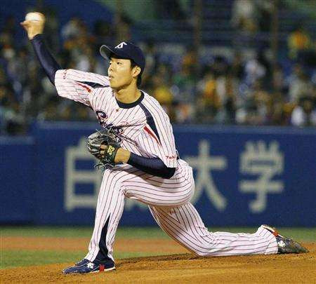 Sugiura pitched 7 strong inning for his second career win.
