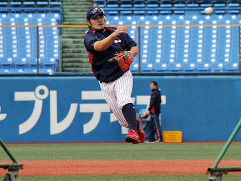 Shortstop Hatakeyama incoming for 2015???