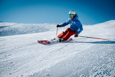 solo skieer