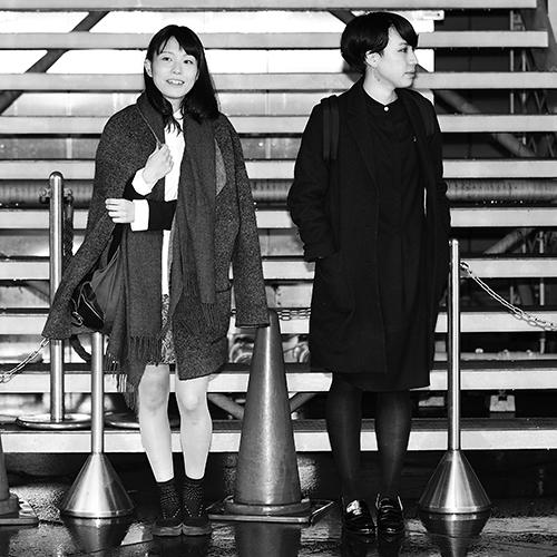 藤田すずか + 宇野由希子