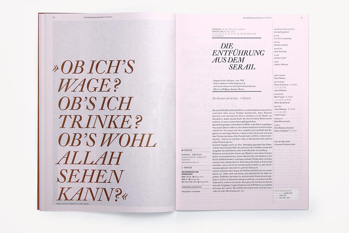 formdusche|»Oper pur« magazine