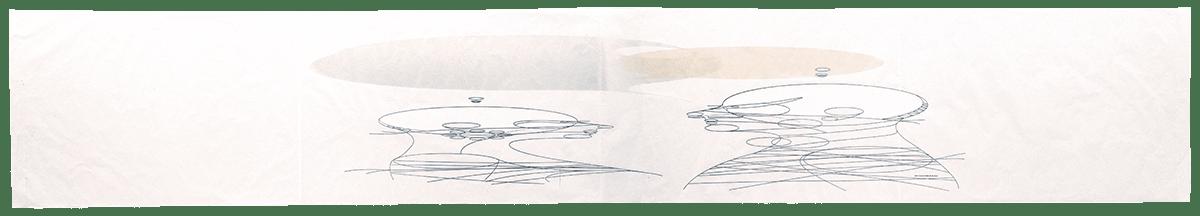 葛西 薫|紙インク・猫豚男女
