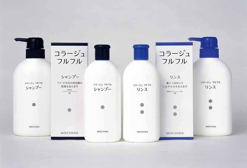 Collage FurFur Shampoo Rince series / 2004- | Supervision, concept, product and advertising of the entire brand series