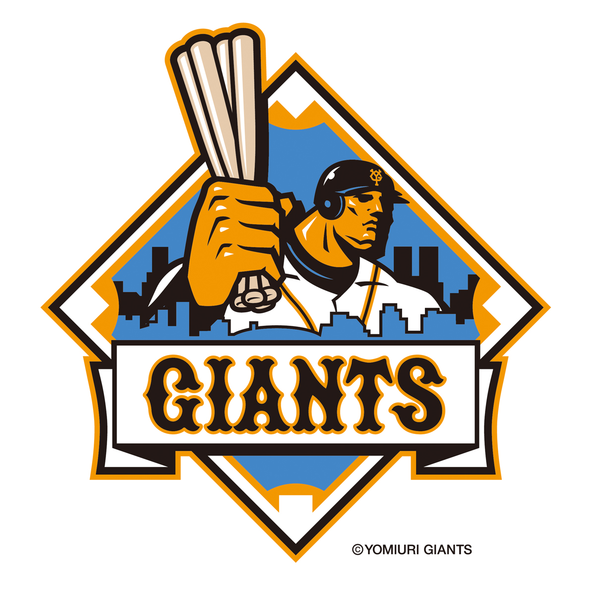 GIANTS / 2016 | エンブレムマーク