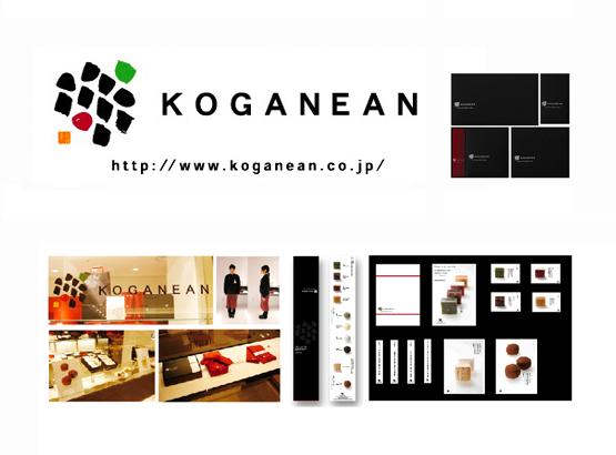 KOGANEAN / 2007 | ブランドマーク、ブランディング