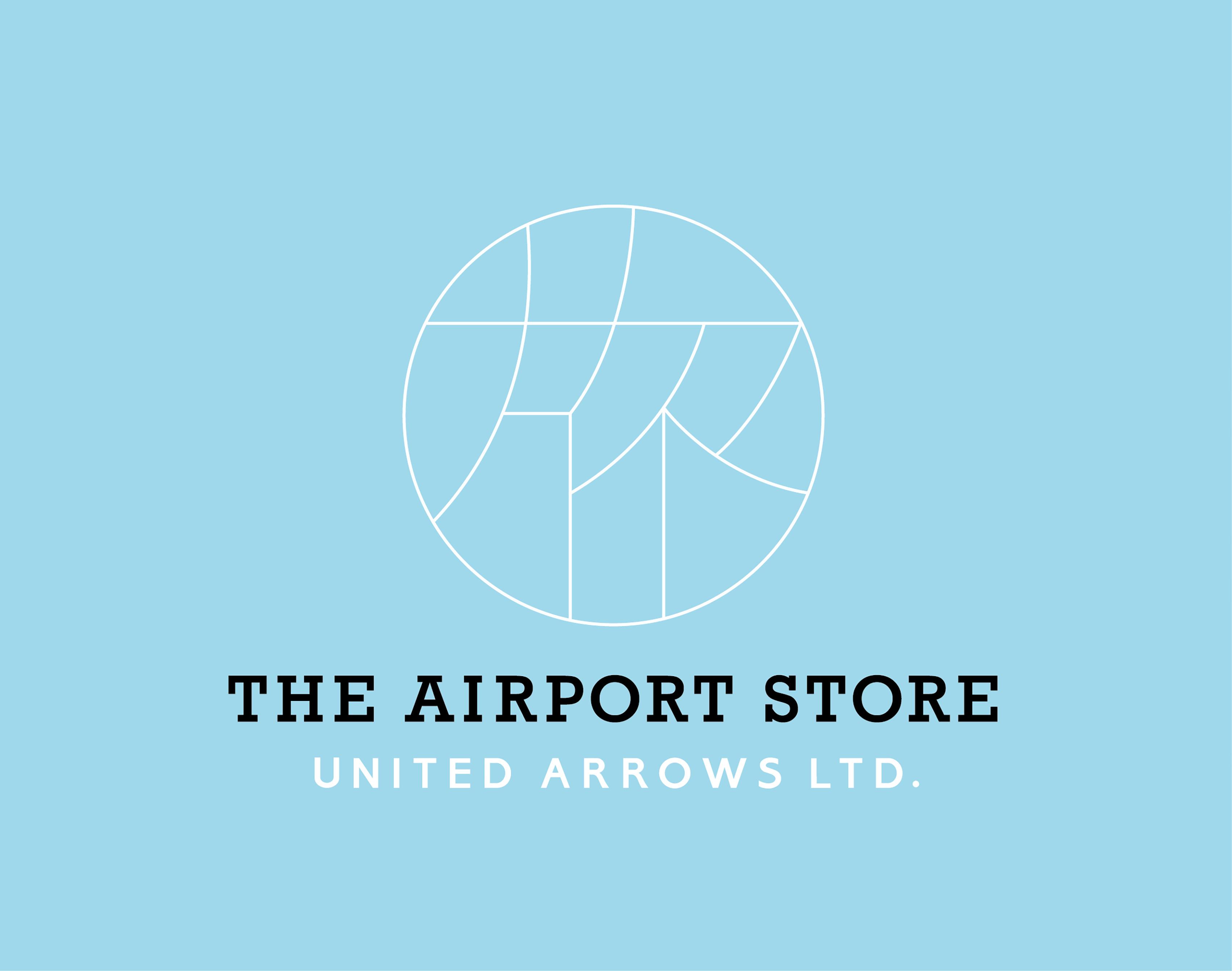 空港内店舗〈ユナイテッドアローズ〉  | CI、VI