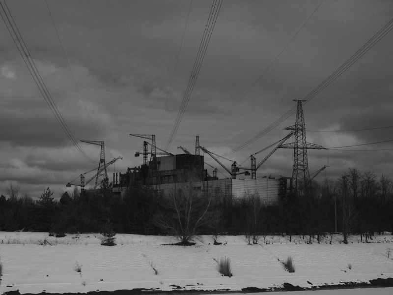 Chernobyl in 2018