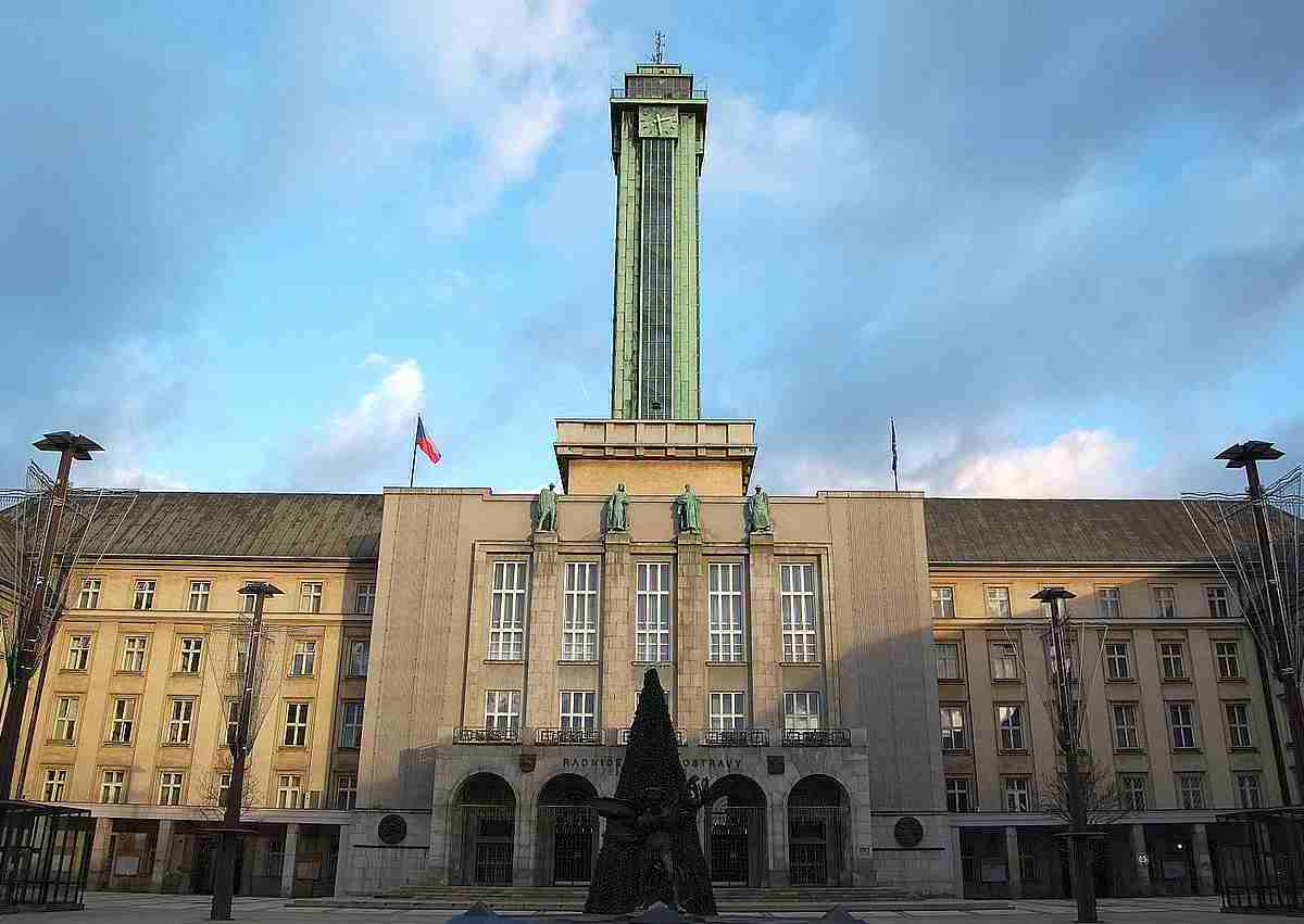 Ostrava New City Hall