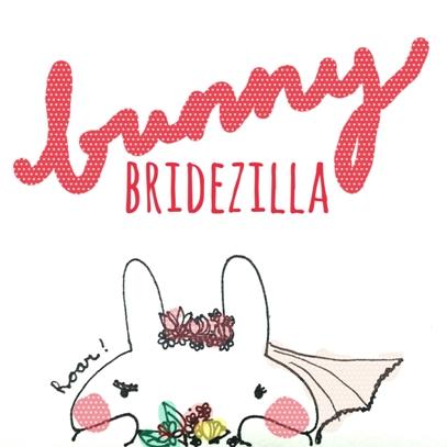 bunny bridezilla
