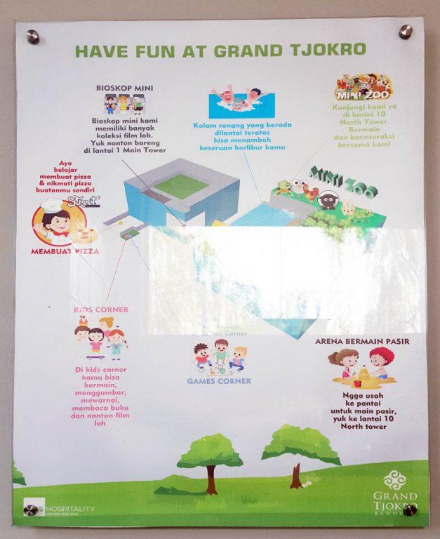 Fasilitas Grand Tjokro Bandung