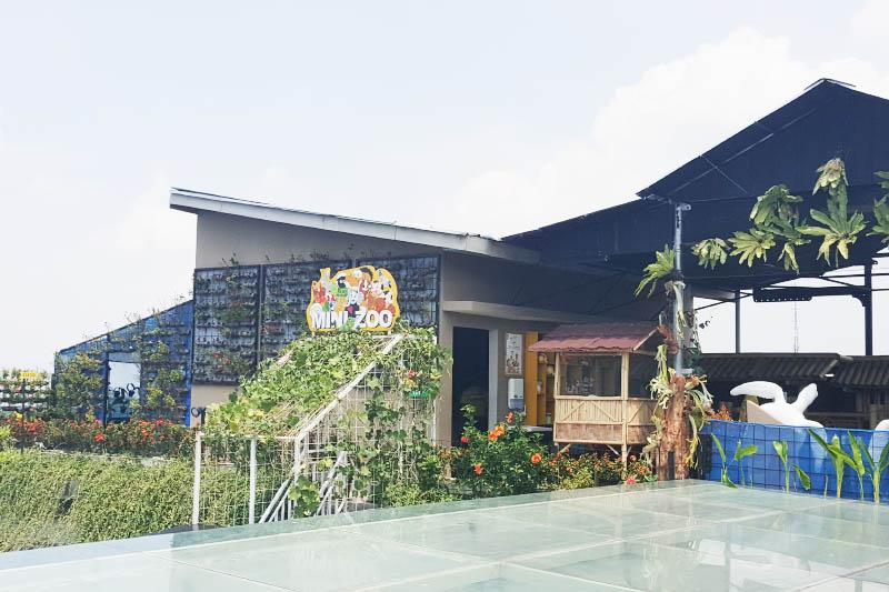 Mini Zoo Grand Tjokro Bandung