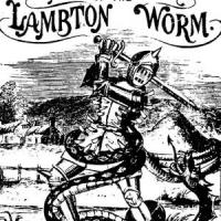 So Beowulf and the Lambton Wyrm walk into a bar…
