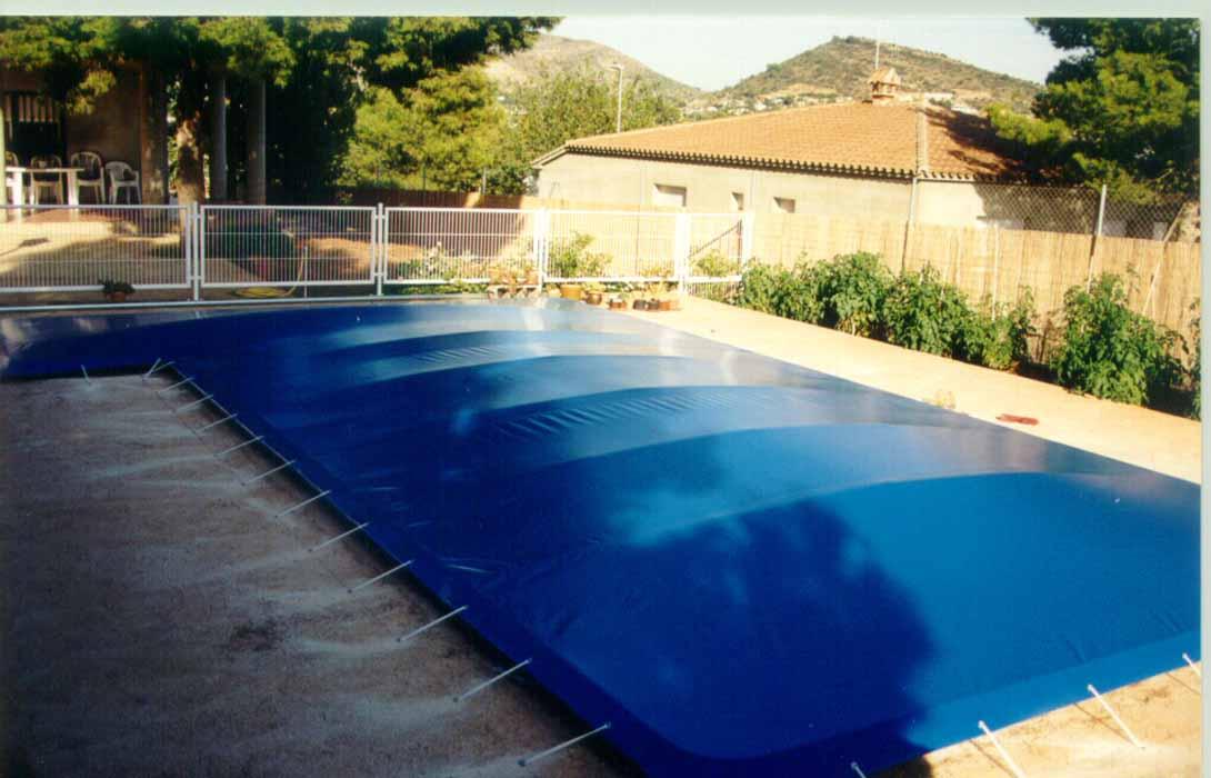 Toldos y lonas para cubrir piscinas en Castelln Toldos Industriales  Toldos Mare Nostrum