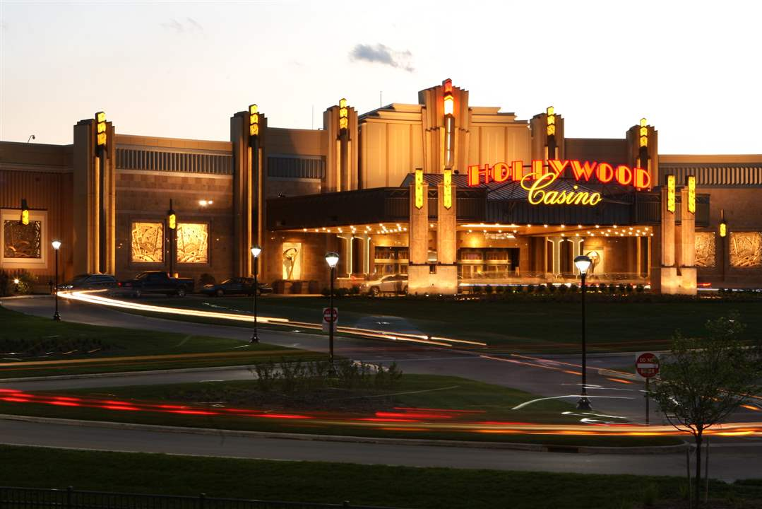 Hollywood Casino Toledo Grand Opening  The Blade