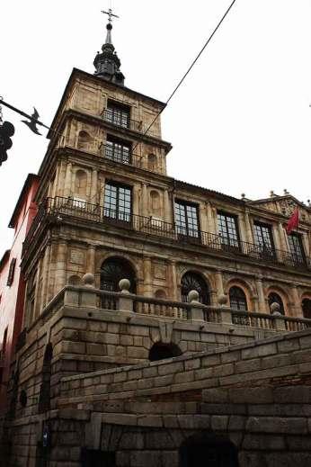 Ayuntamieno de Toledo - Ruta Cristiana