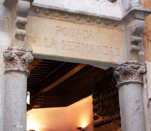 Posada de la Hermandad de Toledo