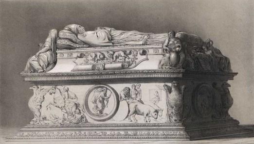 Sepulcro del Cardenal Tavera