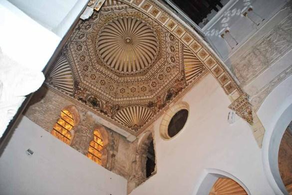 Capilla de la Sinagoga de Santa María la Blanca de Toledo