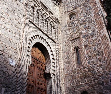 Iglesia Santiago Arrabal en Toledo