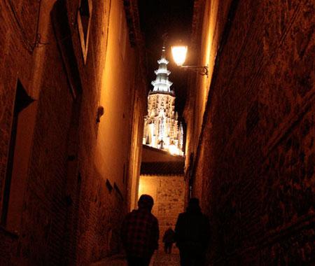 La Noche Toledana - Leyendas de Toledo